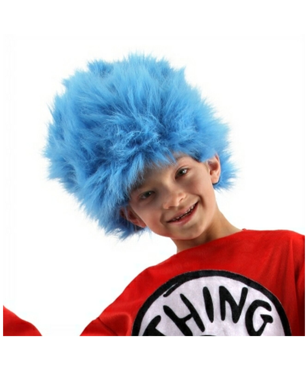 Thing One thing Two Wig - Kids Wig - Halloween Wig at Wonder ... 5a95b5124fdf