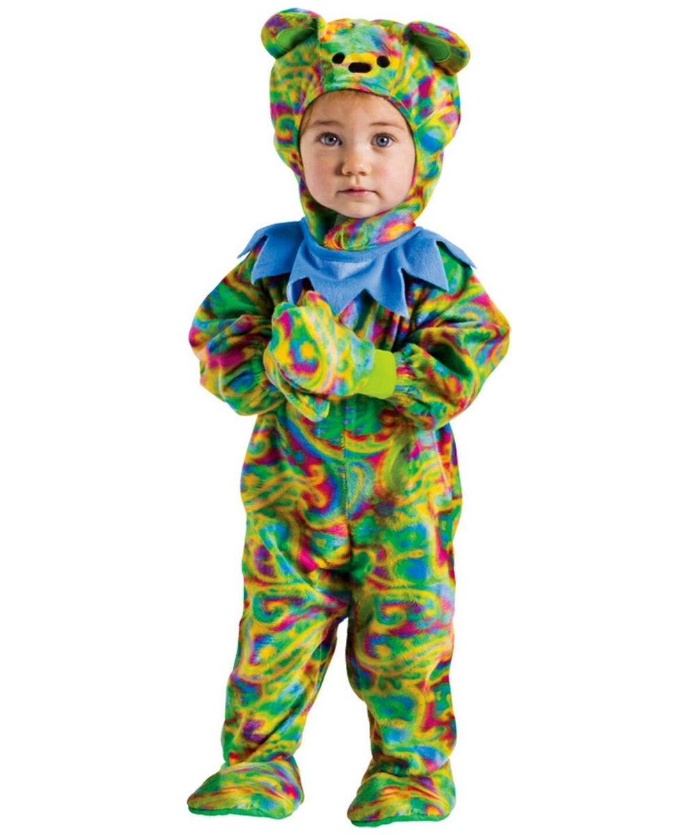 Tie Dye Bear Baby Costume  sc 1 st  Halloween Costumes : infant halloween costumes for boys  - Germanpascual.Com