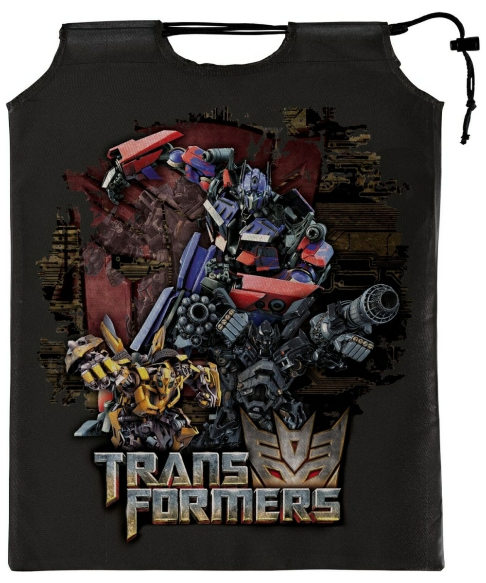 Transformers Drawstring Treat Sack