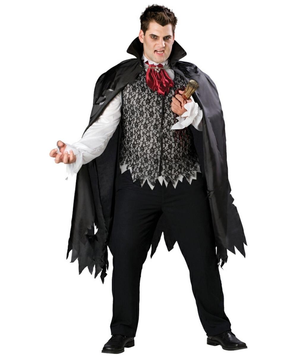Adult Vampire Slayed Plus Size Halloween Costume