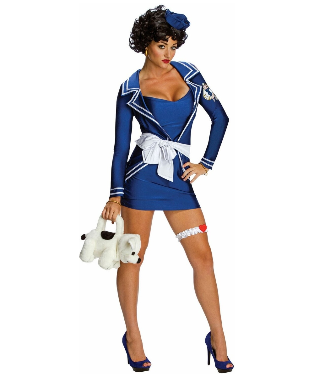 sailor betty boop adult costume - halloween costume