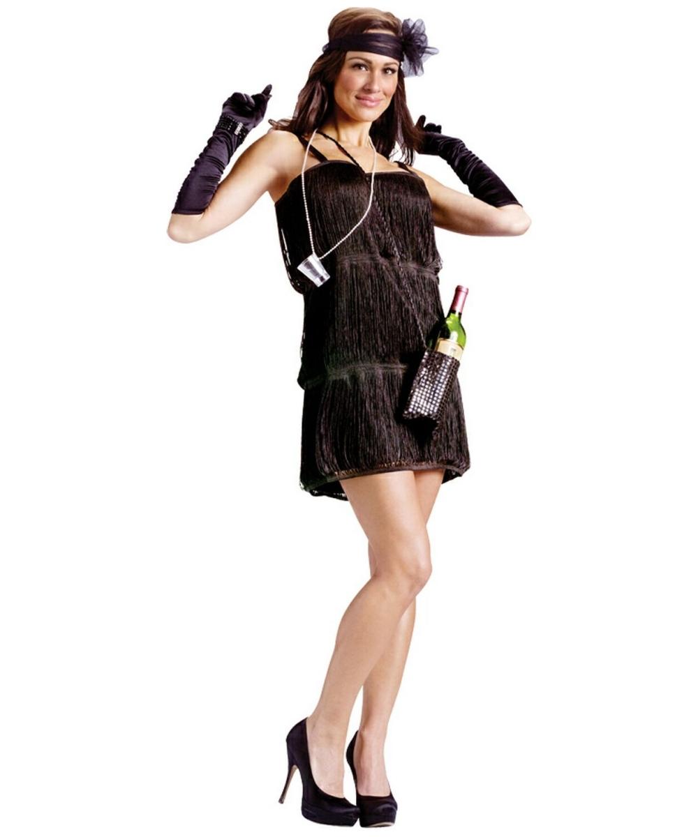 sc 1 st  Wonder Costumes & Adult Bootleg Baby Halloween Costume - Women Costume