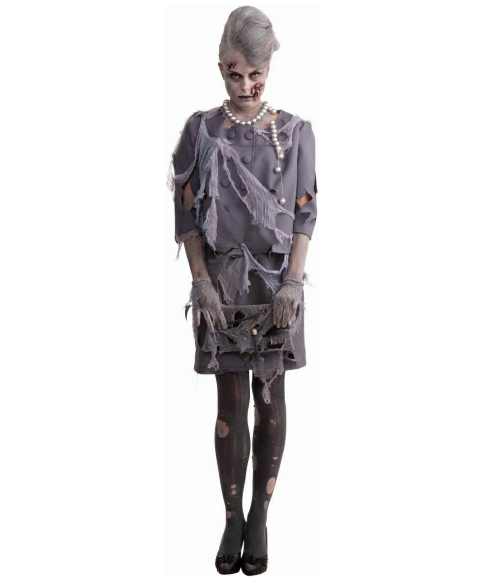 Womens First Lady Zombie Costume