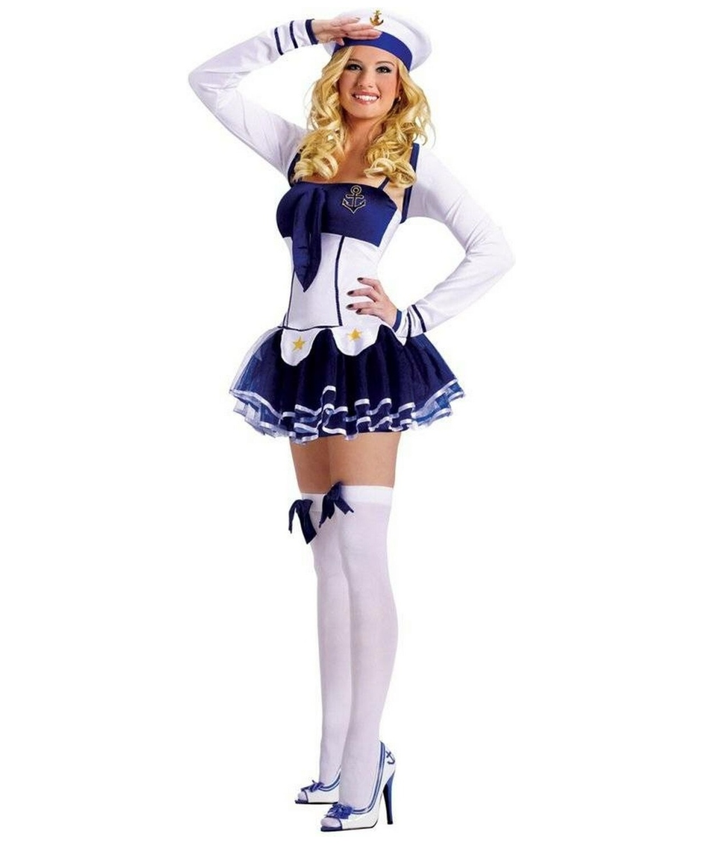 Marine Girl Halloween Costumes