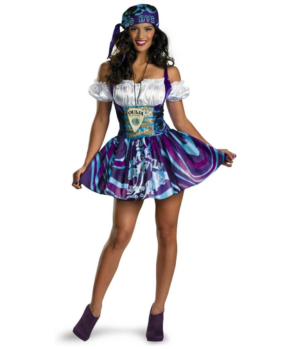 adult ouija sassy halloween costume adult costume
