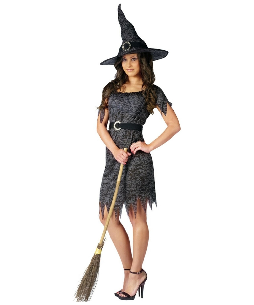 Womens Twilight Witch Costume