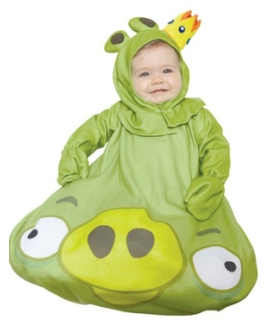 King Pig Baby Costume