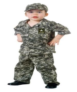 Us Army Baby Costume  sc 1 st  Wonder Costumes & Us Army Baby Costume - Army Costumes