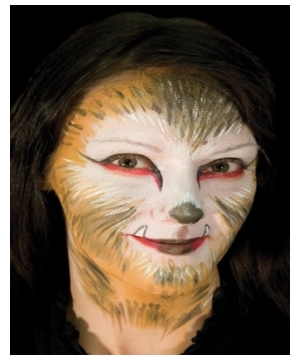Animal Makeup Costume Accessory