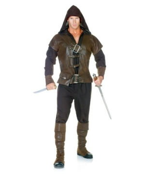 Assassin Men Costume
