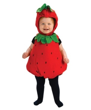 Berry Cute Baby Costume