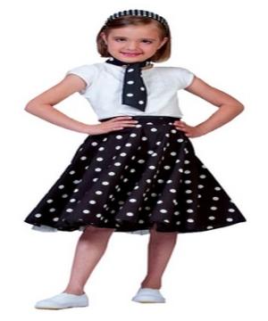 Black Sock Hop Girls Costume  sc 1 st  Wonder Costumes & Grease Costumes - Grease Sandy Movie Costume
