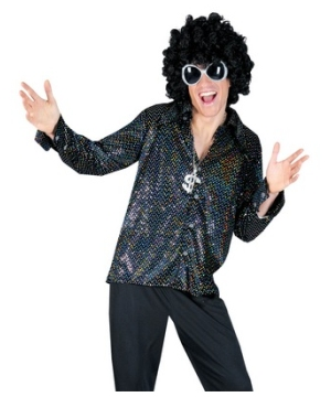 Boogle Nights Men Costume