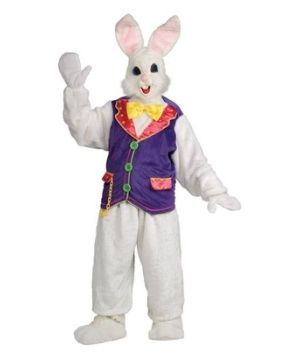 Bunny Adult Costume deluxe