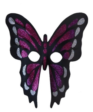 Butterfly Masquerade Mask Adult
