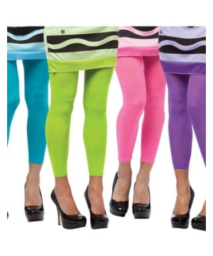 Crayola Footless Leggings