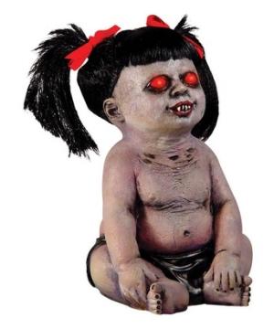 Demonica Undead Baby Doll Prop Halloween Props