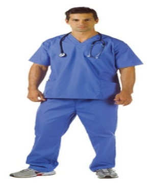 Scrubs Adult Costume