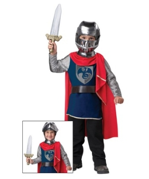 Gallant Knight Baby Costume