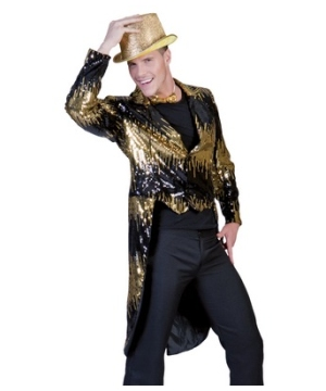 Gold Tailcoat Costume