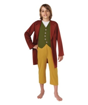 The Hobbit Bilbo Baggins Boys Costume