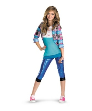 Kids Shake It up Season Girls Costume