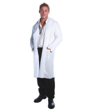 Lab Coat Adult plus Costume