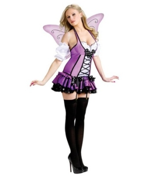 Lilac Fairy Women Costume