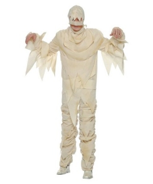 Mummy Scary Men Egyptian Costume