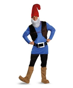 Papa Gnome Men Costume