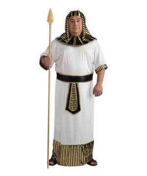 Pharaoh plus size Men Egyptian Costume