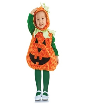 Pumpkin Toddler Costume
