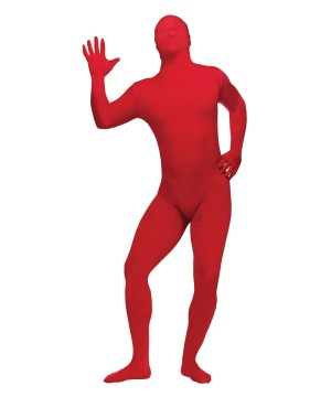 Red Skin Suit Costume