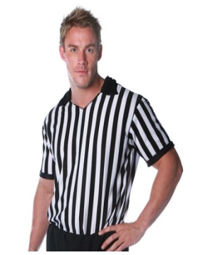 Referee Shirt Costume