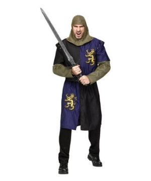 Renaissance Knight Men Costume