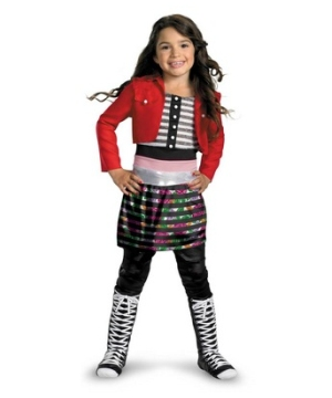 Shake It up Rocky Girl Costume deluxe