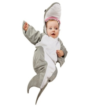 Little Shark Baby Costume