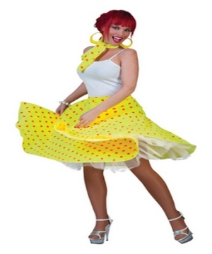 Sock Hop Costume
