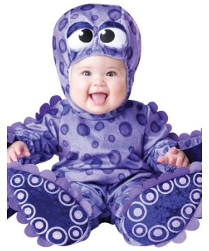 Tiny Tentacles Baby Costume