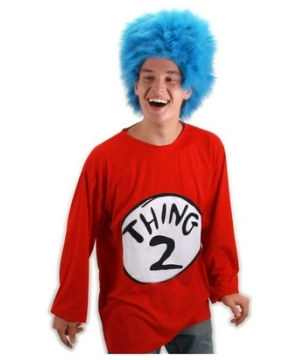 Thing 2 Adult Costume Kit