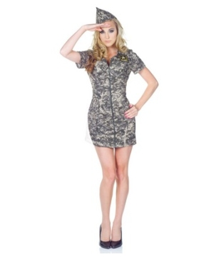 Us Army Womens Costume