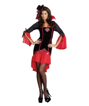 Vamps Like Us Women Costume