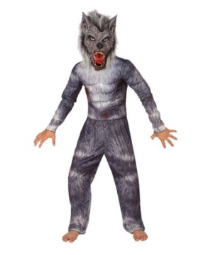 Werewolf Kids Boys Costume