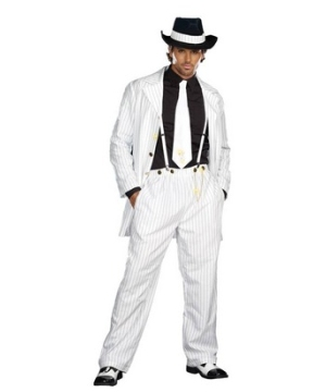 Zoot Suit Riot Men Costume