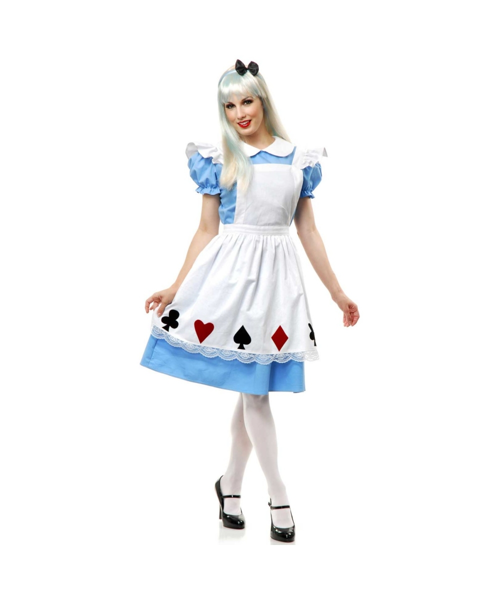 adult alice movie costume alice costumes
