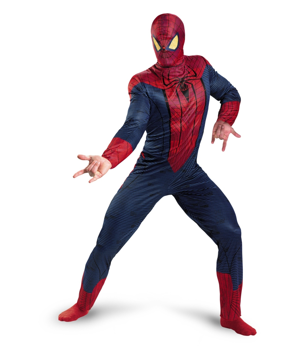 sc 1 st  Wonder Costumes : spider man adult costume  - Germanpascual.Com