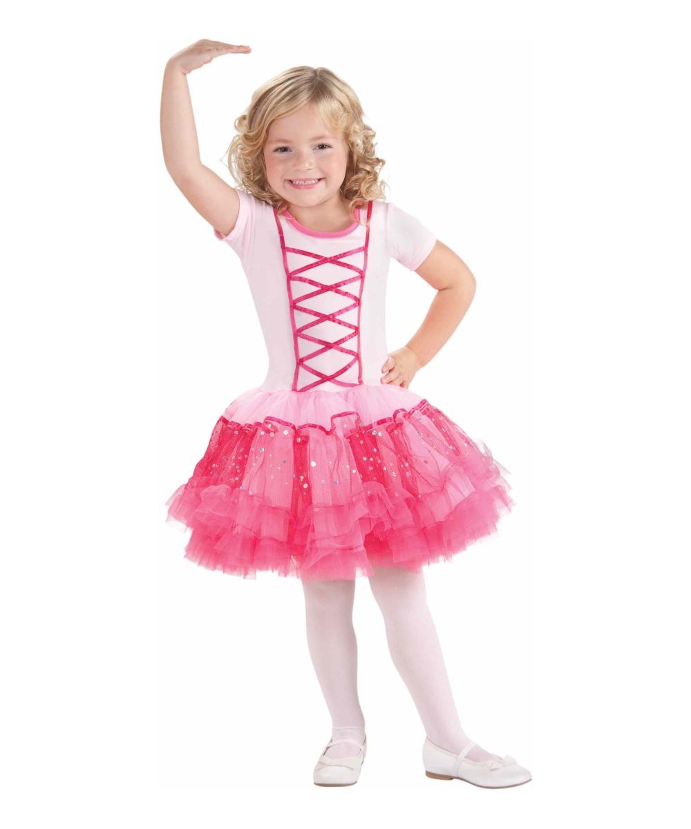 7932655e4 Ballerina Costume - Toddler Kids Costume