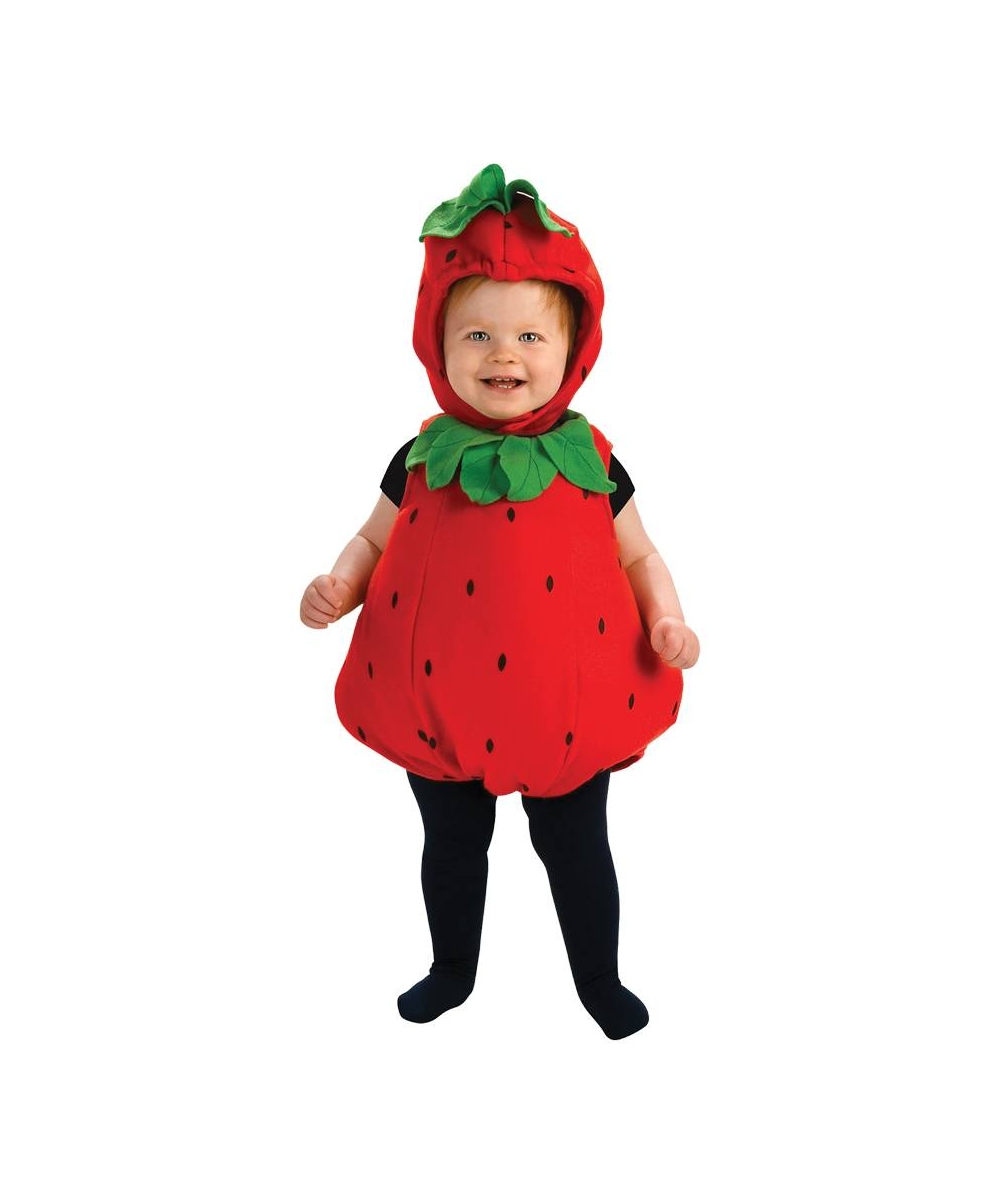 Berry Baby Costume  sc 1 st  Halloween Costumes & Strawberry Costumes - Elegant Strawberry Shortcake  Raspberry ...