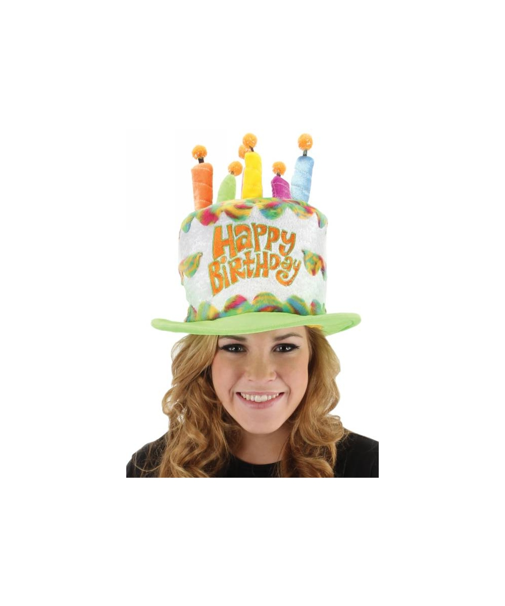 Adult Birthday Cake Hat