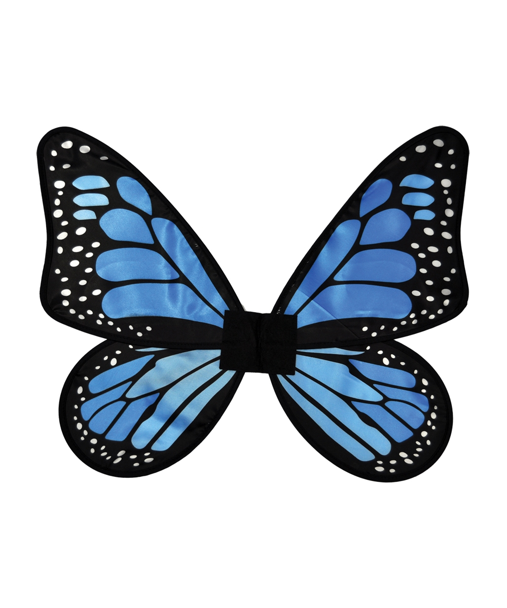 Blue Butterfly Girls Wings